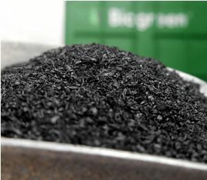 炭化 熱分解装置 Biogreen